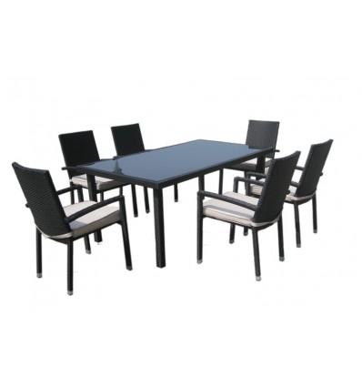 Rattan Stühle, Rattan Tische, günstige Rattanmöbel