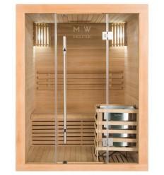 Finnische Sauna XTRAVA - Traditionelle Sauna Heimsauna