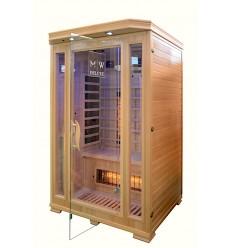 infrarotkabine ab 639 g nstige infrarotkabine vollspektrumstraler w rmekabine. Black Bedroom Furniture Sets. Home Design Ideas