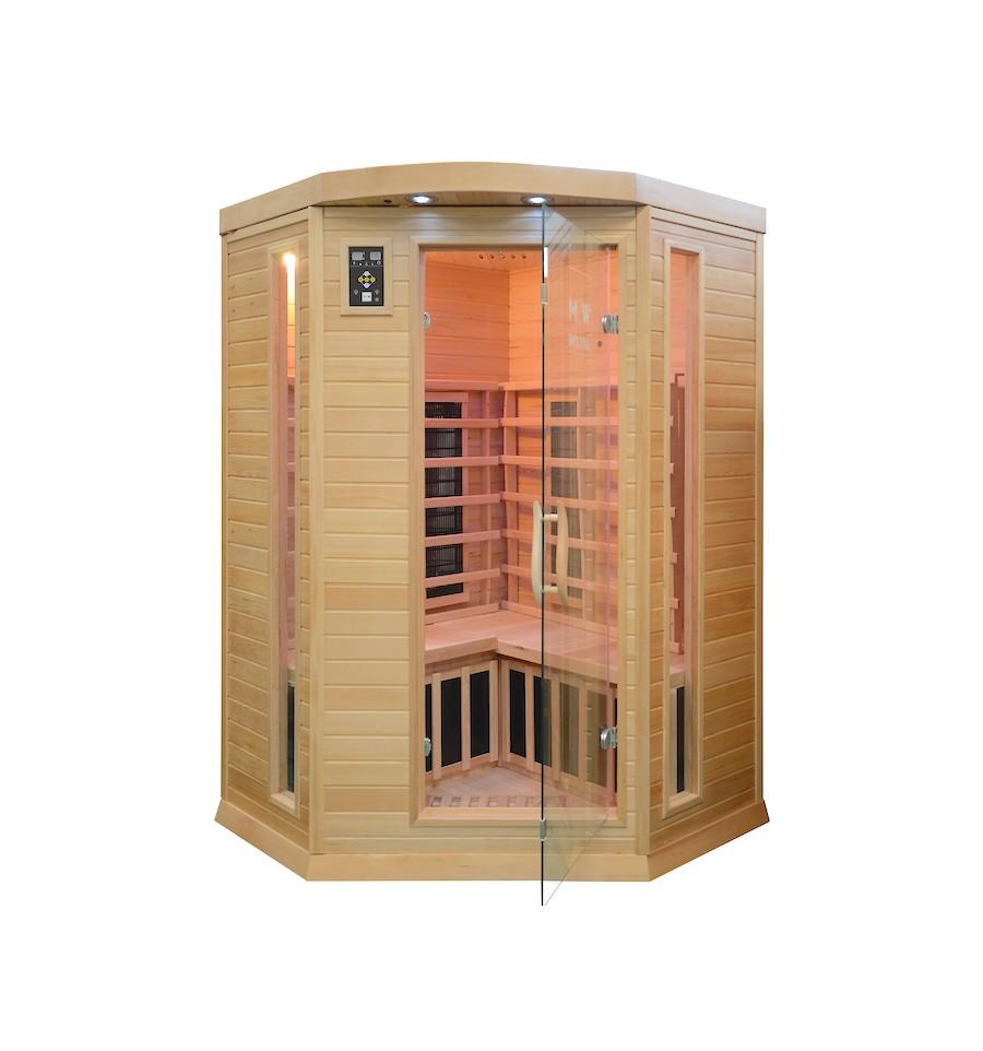infrarotkabine infrarotkabinen tiefenw rme w rmekabine. Black Bedroom Furniture Sets. Home Design Ideas
